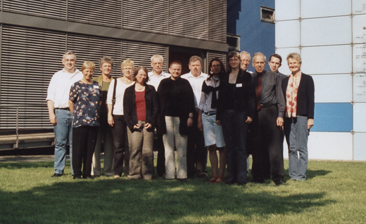 Participants of the Hamburg Meeting - Foto: State-Archives Hamburg